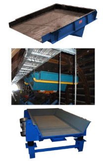 Direct Drive Vibrating Feeders
