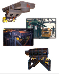 industrial vibrating feeders