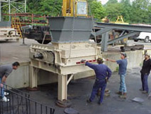 Roll Mill Crushers for Fine Grinding