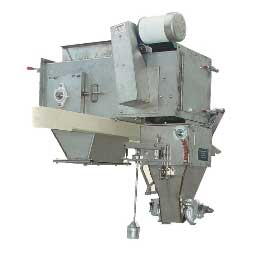Model GWB-BF Belt Fed Bagging Machine with Weigher