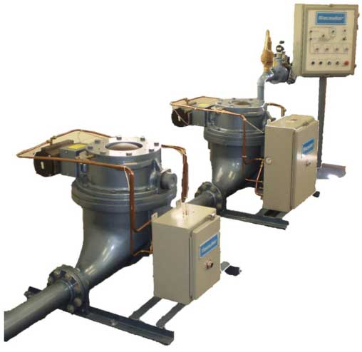 Pneumatic Conveyor: Ashveyor