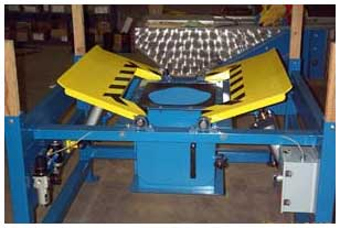bulk bag agitator paddles