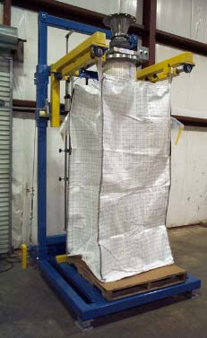 Bulk Bag Filler for Tall Bags