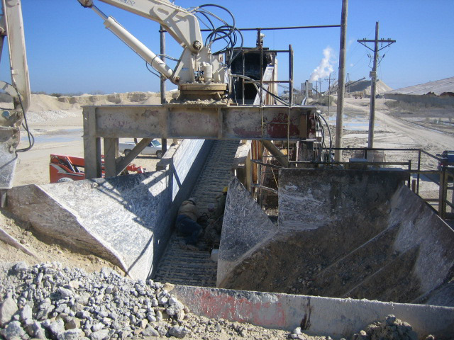 Limestone Crushing
