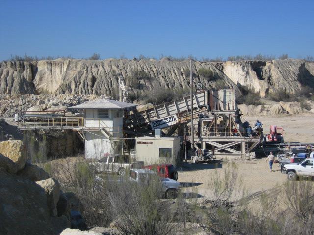 Southern US Limestone Plant