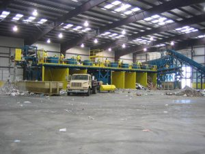 MRF Recycling System