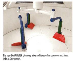 planetary mixers paddles