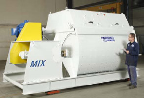 Twin Shaft Mixers - Features