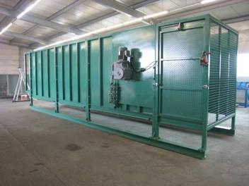 Metering Bin & Storage System for Single Stream and Multi-Stream