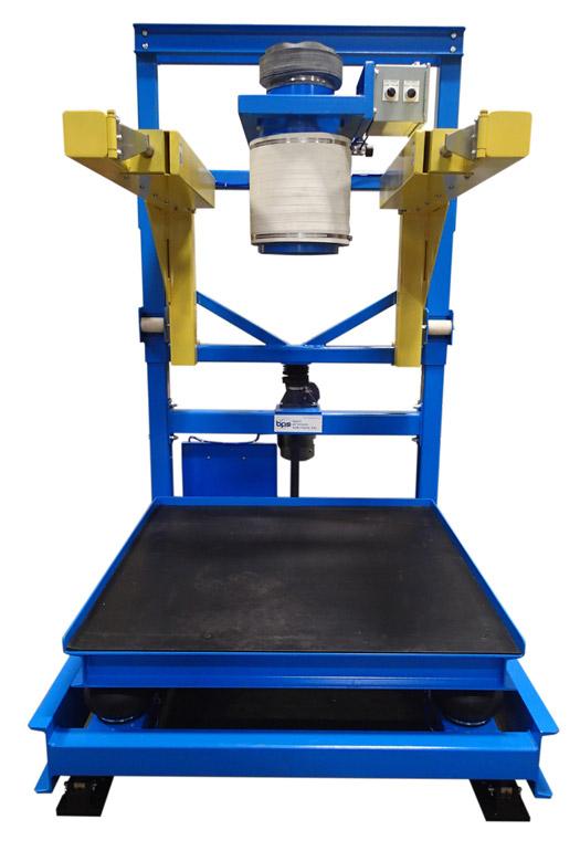 Bulk Bag Filling Machine - Front View