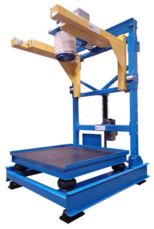 Bulk Bag Filling Machine - Screw Jack Up