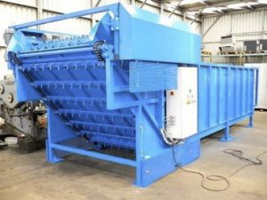 Trash Bag Opening System for MSW