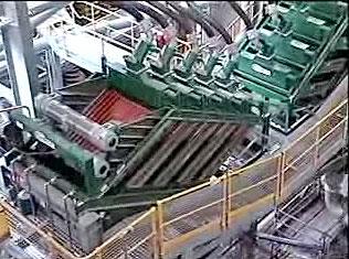 multiple 5 deck screening installations