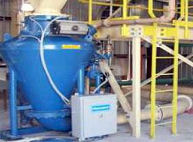 Pneumatic Conveying of Titanium Dioxide Powder