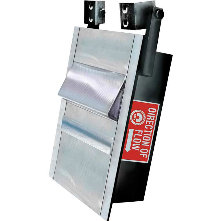Industrial Plate Magnets For Angled Chutes