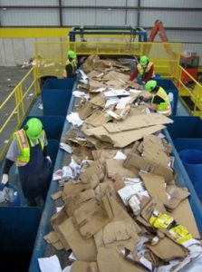 OCC-Recycling-at-Commercial-Waste-Recycling-System