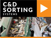 c and d recycling and sorting systems