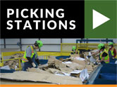 picking stations