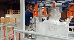 bulk bag filling