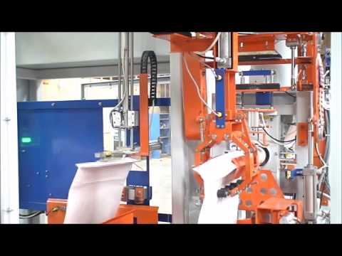 Model 1100 Fully Automatic Valve Bag Filler