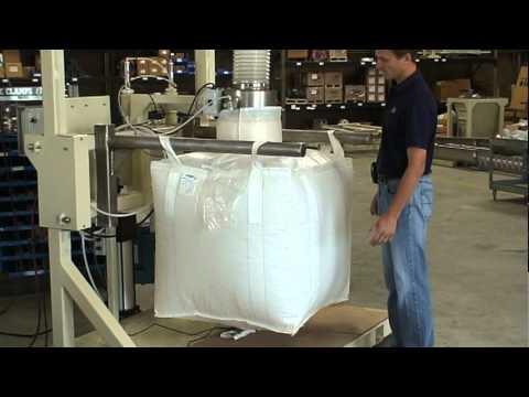 Model 510 Bulk Bag Filler (Operational Demonstration)