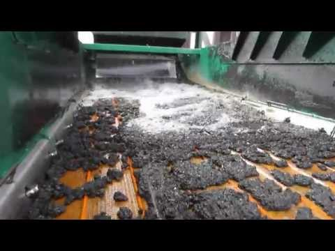 Dewatering Ash & Sand from Boiler Water