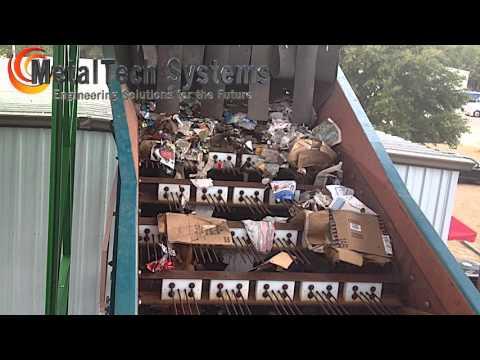 Marpan Recycling - Tallahassee, FL - SYSTEM RUN