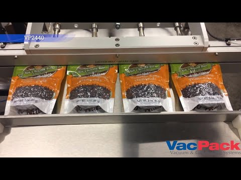 Vacuum Sealers for Bags & Pouches with Gas Flush