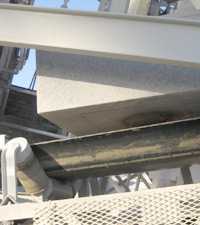 Magnet Above Conveyor