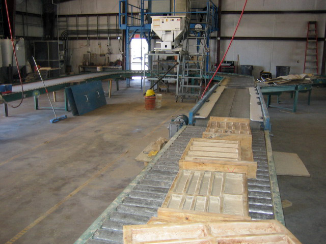 Prepared Stone Molds