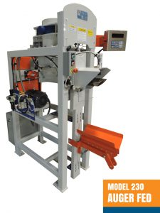 Valve Bag Filling Machine - 230 Auger Fed
