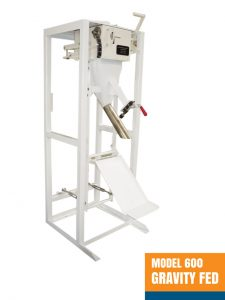 Valve Bag Filling Machine - 600 Gravity Fed