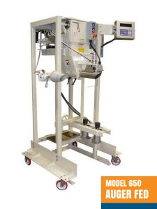 Valve Bag Filling Machine - 650 Auger Fed