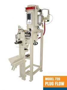 Valve Bag Filling Machine - Model 720 Plug Flow Air