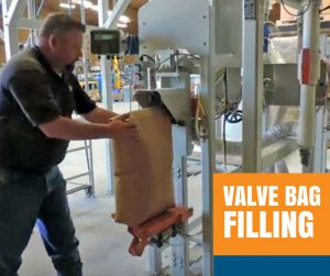 valve bag filling machines