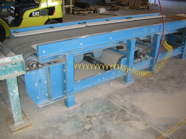 Vibrating Belt Conveyor