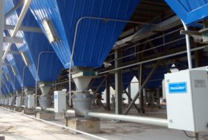Ash Conveyor Systems Under Hoppers