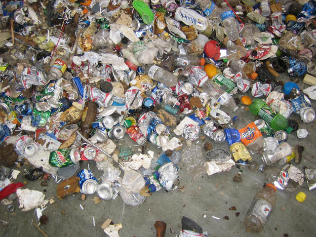 Mrf Recycling System To Recover Old Corrugated Cardboard