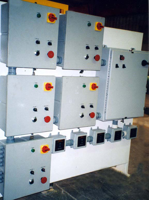 Control system for operation
