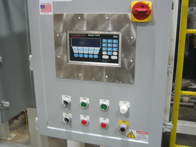 Controls for Bulk Bag Unloader System
