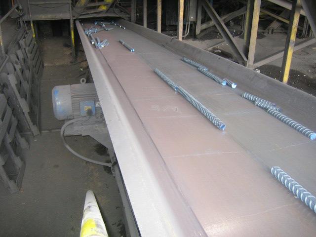 Vibratory Rebar Conveyor