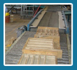 vibrating tables used for concrete molds