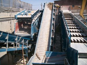 c&d screen and conveyor system