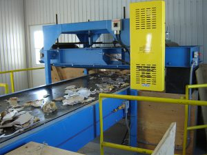 Eddy Current Magnet for C&D Recycling System