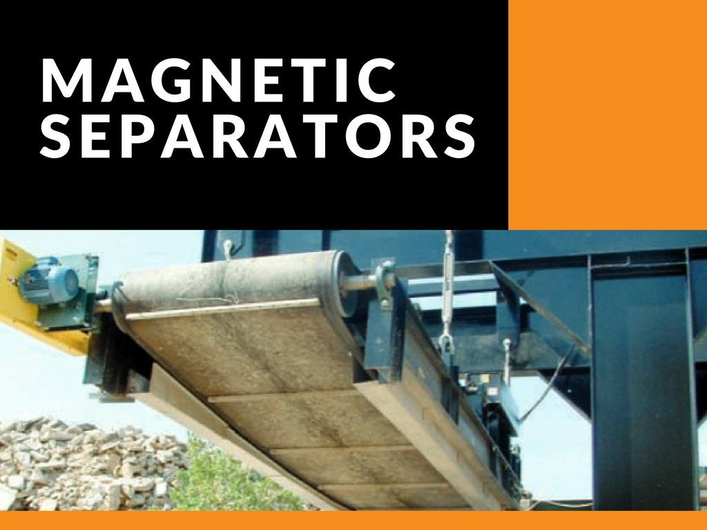 Magnets For Recycling Magnetic Separators