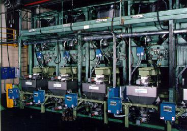 Carbon Black Batching System
