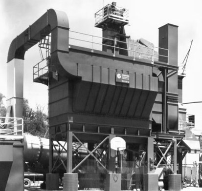 Industrial Dust Collectors for Asphalt Baghouse Fines