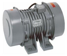 Industrial Vibration Motor - 1200 rpm - 230 volt - 460 volt