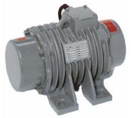 Industrial Vibration Motor - 3600 rpm - 115 volt