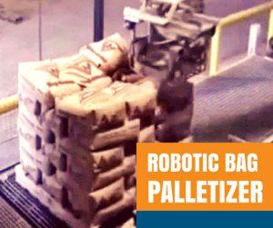 Robotic Bag Palletizer